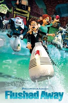 Best Animation Movies of 2006 : Flushed Away