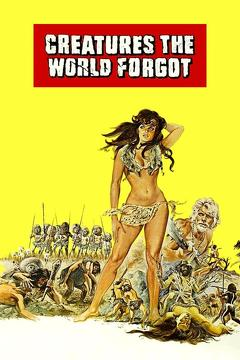 Best Science Fiction Movies of 1971 : Creatures the World Forgot