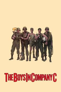 Best War Movies of 1978 : The Boys in Company C