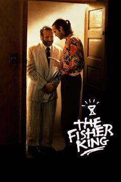 Best Comedy Movies of 1991 : The Fisher King