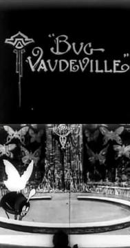 Best Fantasy Movies of 1921 : Dreams of the Rarebit Fiend: Bug Vaudeville