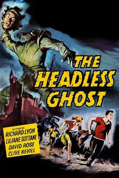 Best Fantasy Movies of 1959 : The Headless Ghost
