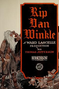Best Fantasy Movies of 1921 : Rip Van Winkle