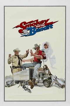Best Action Movies of 1977 : Smokey and the Bandit