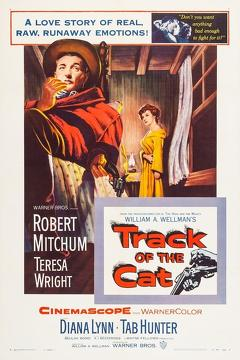 Best Action Movies of 1954 : Track of the Cat