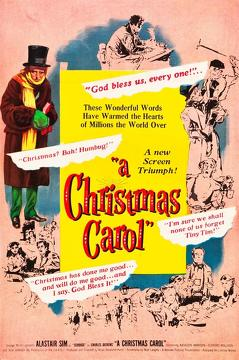 Best Drama Movies of 1951 : Scrooge