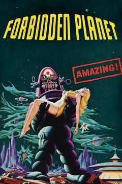 Best Science Fiction Movies of 1956 : Forbidden Planet