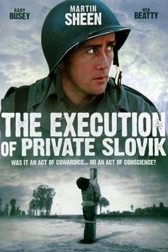 Best War Movies of 1974 : The Execution of Private Slovik