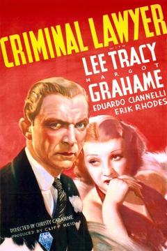 Best Action Movies of 1937 : Criminal Lawyer
