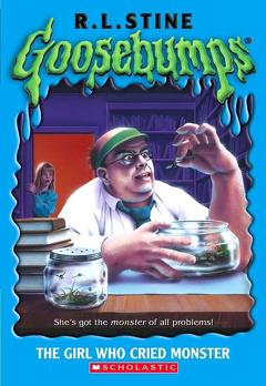 Best Mystery Movies of 1995 : Goosebumps: The Girl Who Cried Monster