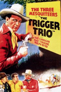 Best Western Movies of 1937 : The Trigger Trio
