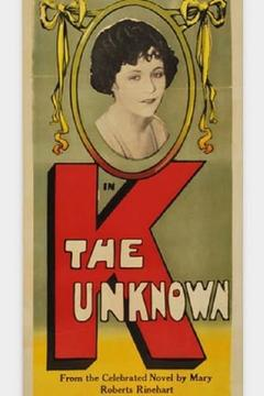 Best Mystery Movies of 1924 : K - The Unknown