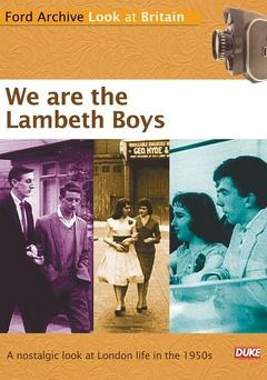 Best Documentary Movies of 1959 : We Are the Lambeth Boys