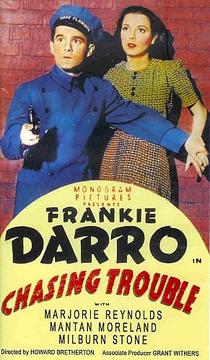 Best Mystery Movies of 1940 : Chasing Trouble