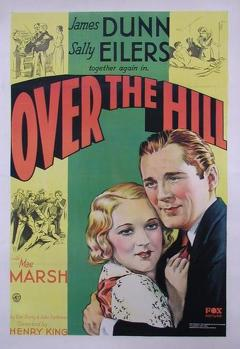 Best Drama Movies of 1931 : Over the Hill