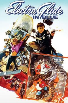 Best Mystery Movies of 1973 : Electra Glide in Blue