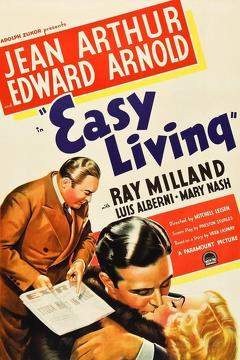 Best Comedy Movies of 1937 : Easy Living
