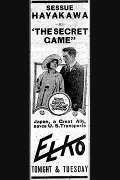 Best Drama Movies of 1917 : The Secret Game