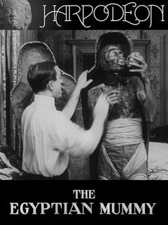 Best Horror Movies of 1914 : The Egyptian Mummy