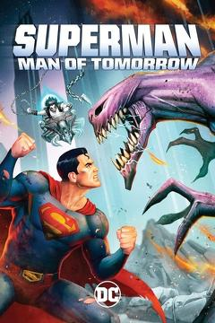 Best Animation Movies of This Year: Superman: Man of Tomorrow