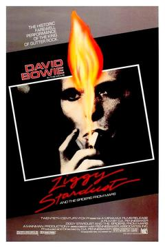 Best Music Movies of 1983 : Ziggy Stardust and the Spiders from Mars