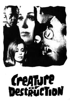 Best Science Fiction Movies of 1967 : Creature of Destruction