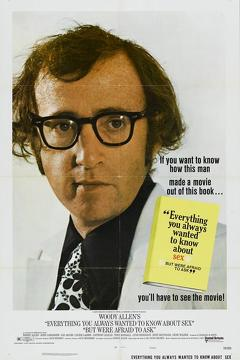 Best Comedy Movies of 1972 : Everything You Always Wanted to Know About Sex *But Were Afraid to Ask