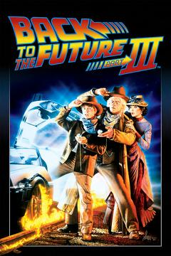 Best Science Fiction Movies of 1990 : Back to the Future Part III