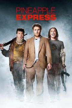 Best Crime Movies of 2008 : Pineapple Express