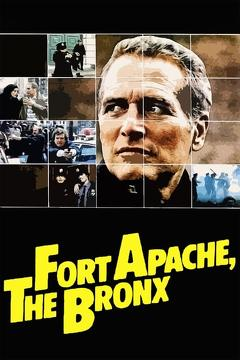 Best Crime Movies of 1981 : Fort Apache, the Bronx