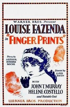 Best Crime Movies of 1927 : Finger Prints