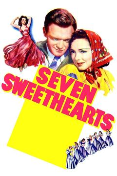 Best Music Movies of 1942 : Seven Sweethearts