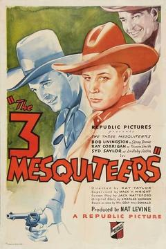 Best Action Movies of 1936 : The Three Mesquiteers