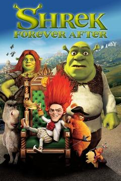 Best Comedy Movies of 2010 : Shrek Forever After