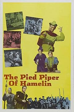 Best Fantasy Movies of 1957 : The Pied Piper of Hamelin