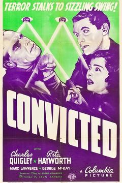 Best Thriller Movies of 1938 : Convicted