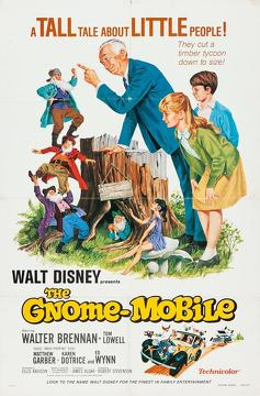 Best Family Movies of 1967 : The Gnome-Mobile