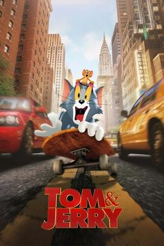 Best Comedy Movies of This Year: Tom & Jerry