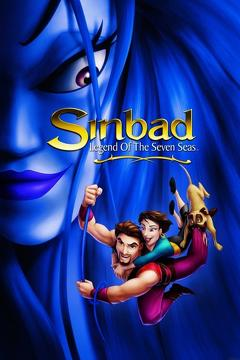 Best Animation Movies of 2003 : Sinbad: Legend of the Seven Seas