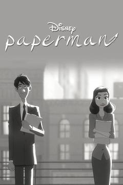 Best Family Movies of 2012 : Paperman