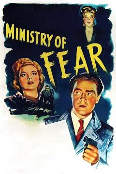 Best Crime Movies of 1944 : Ministry of Fear