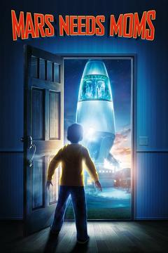 Best Animation Movies of 2011 : Mars Needs Moms