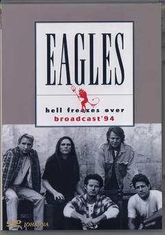 Best Music Movies of 1994 : Eagles: Hell Freezes Over