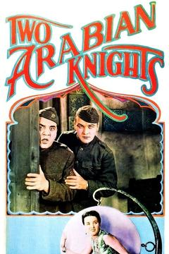 Best Adventure Movies of 1927 : Two Arabian Knights