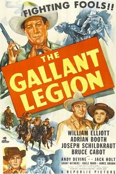 Best Western Movies of 1948 : The Gallant Legion