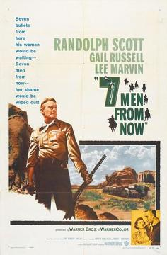 Best Western Movies of 1956 : Seven Men from Now