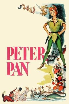 Best Movies of 1953 : Peter Pan