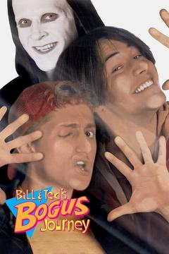 Best Science Fiction Movies of 1991 : Bill & Ted's Bogus Journey