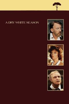 Best Mystery Movies of 1989 : A Dry White Season