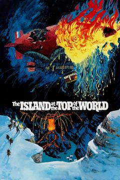 Best Fantasy Movies of 1974 : The Island at the Top of the World